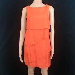 Zara Basic Layered Sleeveless Dress